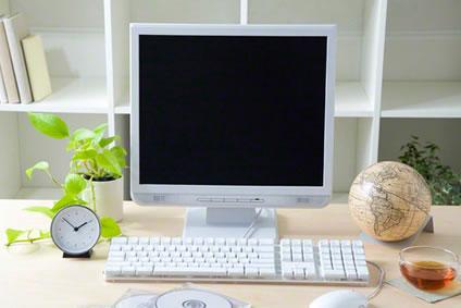 パソコンは必須アイテム